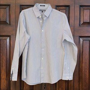 Perfect men's button down dress shirt